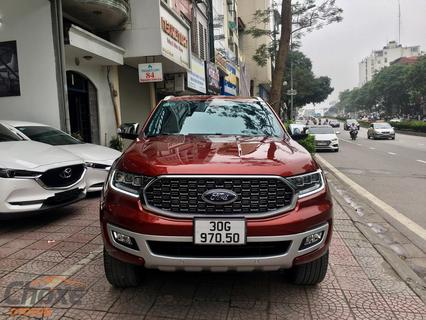 Hà Nội bán xe FORD Everest 2.0 AT 2020