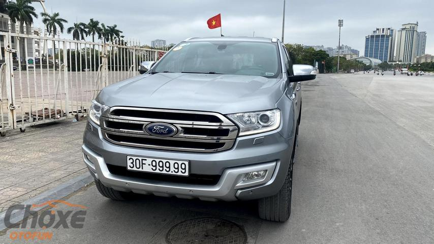Hà Nội bán xe FORD Everest 2.2 AT 2016