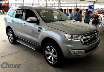 Hà Nội bán xe FORD Everest 2.2 AT 2017