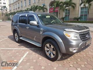 Hà Nội bán xe FORD Everest 2.5 AT 2009