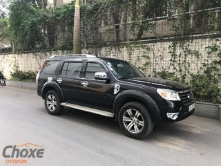 Hà Nội bán xe FORD Everest 2.5 AT 2011