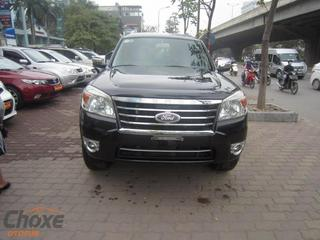 Hà Nội bán xe FORD Everest 2.5 AT 2012