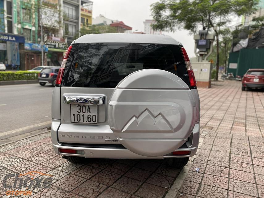 Hà Nội bán xe FORD Everest 2.5 AT 2013