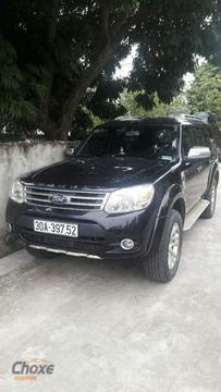 Hà Nội bán xe FORD Everest 2.5 AT 2014