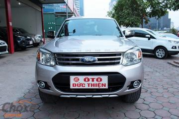 Hà Nội bán xe FORD Everest 2.5 AT 2015
