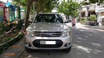 Hà Nội bán xe FORD Everest 2.5 MT 2013