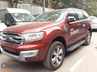 Hà Nội bán xe FORD Everest 2198 AT 2016