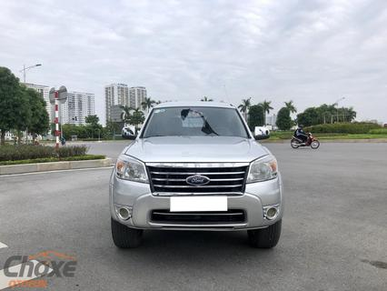 Hà Nội bán xe FORD Everest AT 2011