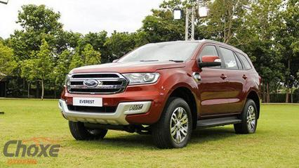 Hà Nội bán xe FORD Everest AT 2016