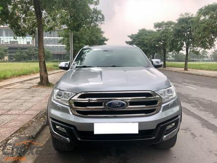 Hà Nội bán xe FORD Everest AT 2017