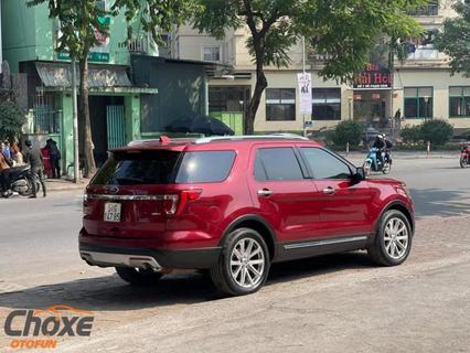 Hà Nội bán xe FORD Explorer AT 2017