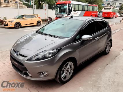Hà Nội bán xe FORD Fiesta 1.6 AT 2013