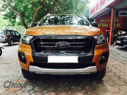 Hà Nội bán xe FORD Ranger Double Cab 2.0 AT 2018