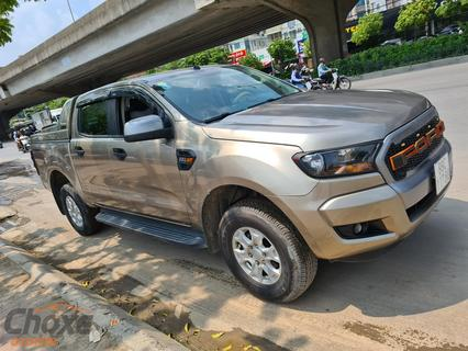 Hà Nội bán xe FORD Ranger Double Cab 2.2 AT 2016