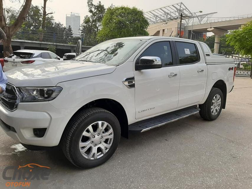 Hà Nội bán xe FORD Ranger Double Cab 2.3 AT 2021