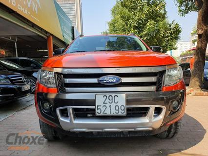Hà Nội bán xe FORD Ranger Double Cab 3.2 AT 2015
