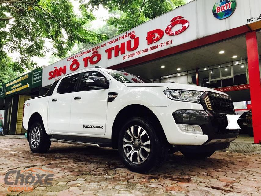 Hà Nội bán xe FORD Ranger Double Cab 3.2 AT 2016
