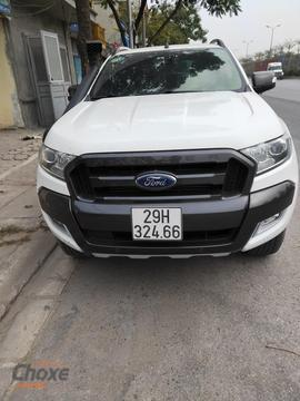 Hà Nội bán xe FORD Ranger Double Cab 3.2 AT 2017