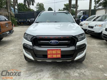 Hà Nội bán xe FORD Ranger Double Cab AT 2016