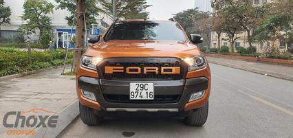 Hà Nội bán xe FORD Ranger Double Cab AT 2017