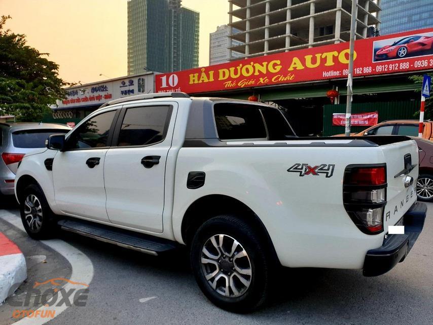 Hà Nội bán xe FORD RANGER  RAPTOR AT 2017