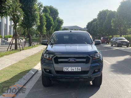Hà Nội bán xe FORD Ranger Regular Cab 2.2 MT 2017