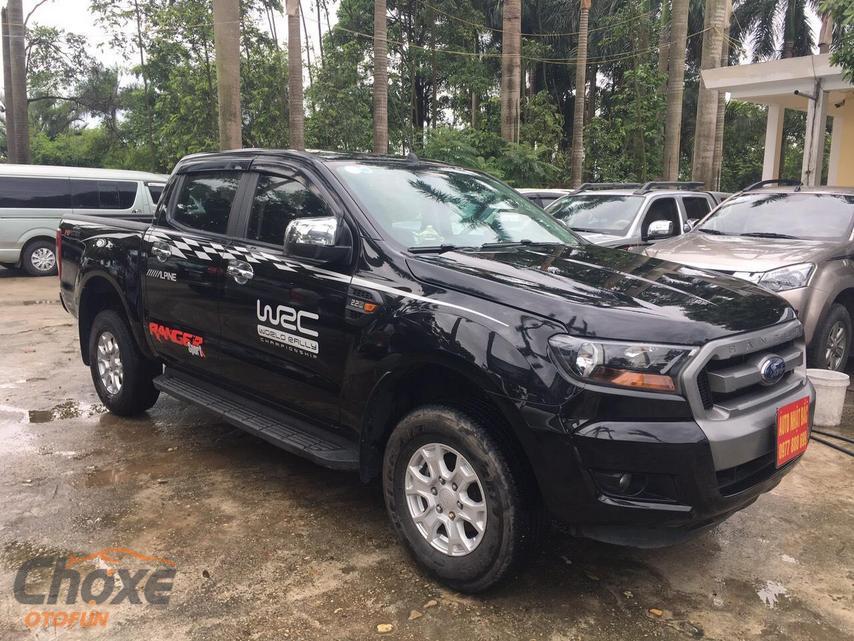Hà Nội bán xe FORD Ranger Regular Cab AT 2016