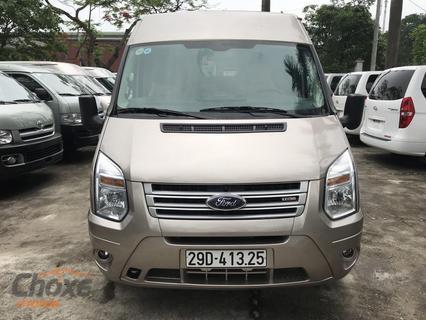 Hà Nội bán xe FORD Transit MT 2014