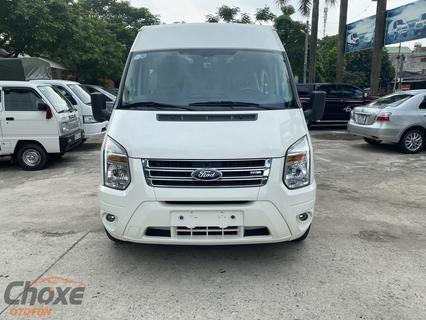 Hà Nội bán xe FORD Transit MT 2016