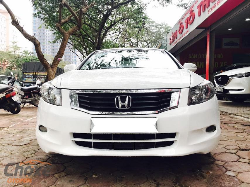 Hà Nội bán xe HONDA Accord 2.0 AT 2011
