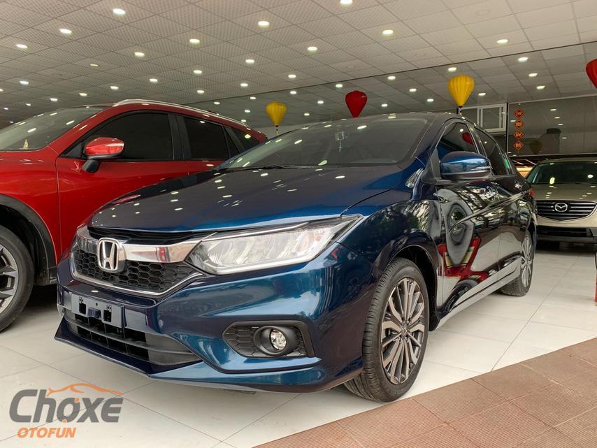 Hà Nội bán xe HONDA City 1.5 AT 2017