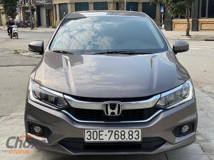 Hà Nội bán xe HONDA City 2017