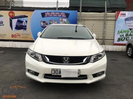 Hà Nội bán xe HONDA Civic 2.0 AT 2015