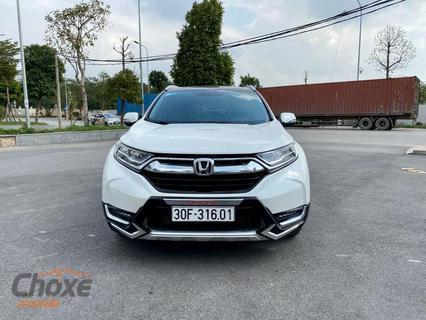 Hà Nội bán xe HONDA CR-V AT 2018