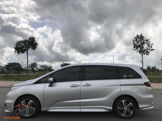 Hà Nội bán xe HONDA Odyssey 2.4 AT 2016