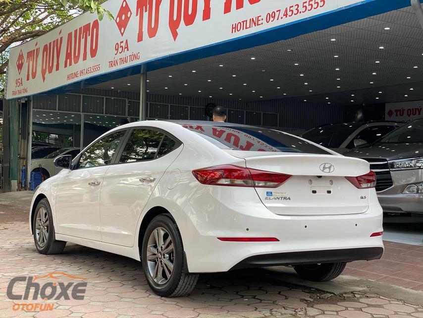 Hà Nội bán xe HYUNDAI Elantra 1.6 AT 2016