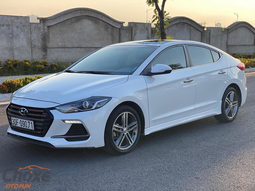 Hà Nội bán xe HYUNDAI Elantra 2018