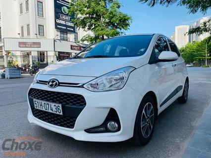 Hà Nội bán xe HYUNDAI i10 1.2 AT 2019
