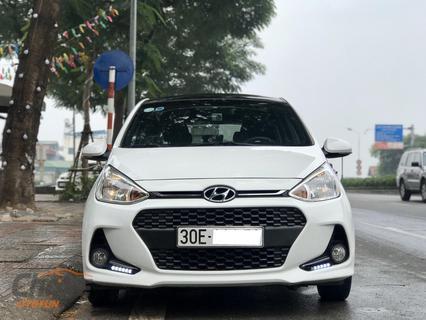 Hà Nội bán xe HYUNDAI i10 1.25 AT 2017