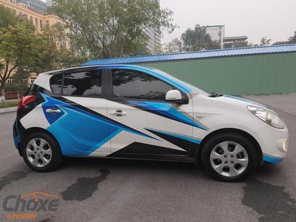 Hà Nội bán xe HYUNDAI i20 1.4 AT 2010