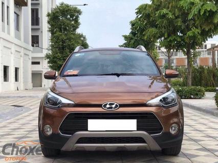 Hà Nội bán xe HYUNDAI i20 1.4 AT 2016