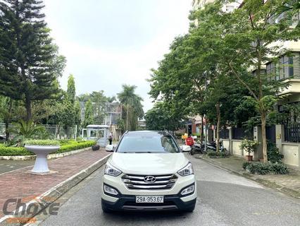 Hà Nội bán xe HYUNDAI Santa Fe 2.0 AT 2012