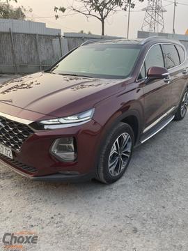 Hà Nội bán xe HYUNDAI Santa Fe AT 2020
