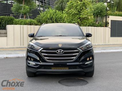 Hà Nội bán xe HYUNDAI Tucson 2.0 AT 2018