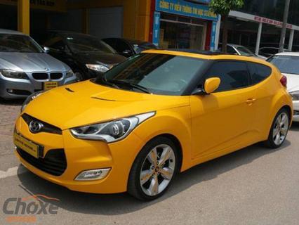 Hà Nội bán xe HYUNDAI Veloster 1.6AT AT 2011