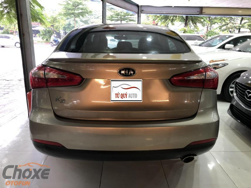 Hà Nội bán xe KIA K3 1.6 AT 2015