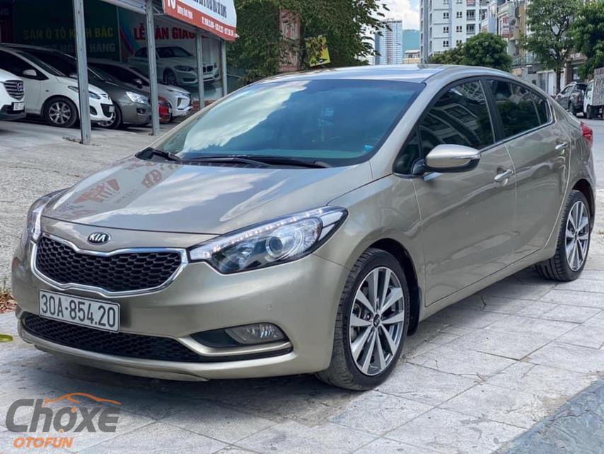 Hà Nội bán xe KIA K3 2015