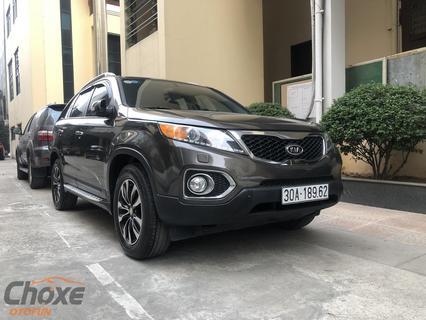 Hà Nội bán xe KIA Sorento 2.4 AT 2013