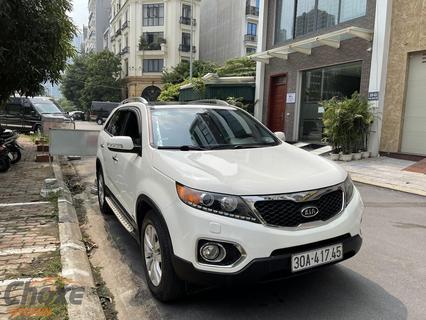 Hà Nội bán xe KIA Sorento 2.4 AT 2014