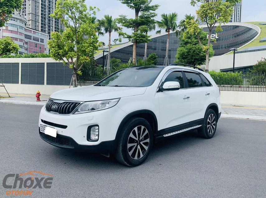 Hà Nội bán xe KIA Sorento 2.4 AT 2016